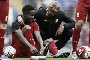 Klopp refuses to rule Origi out for season despite ligament damage