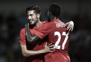 Emre Can and Divock Origi are fitness doubts for Liverpool's trip to Tottenham, admits Jürgen Klopp