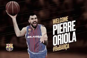 El Barça se lleva a Pierre Oriola