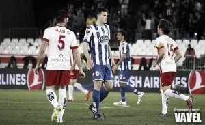 Oriol Riera vuelve a Coruña