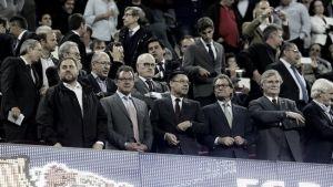 Oriol Junqueras: ''Me levanté de mi asiento en el palco para celebrar el gol de Luis Suárez''