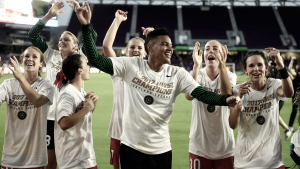 Portland Thorns FC defeat North Carolina Courage to become 2017 NWSL Champions