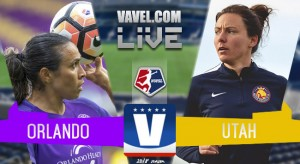 Orlando Pride vs Utah Royals FC Live Scores, Updates and Result of the 2018 National Women's Soccer League (1-1)