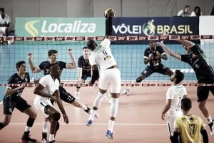 Resultado Minas x Cruzeiro pela Superliga Masculina de Vôlei (0-3)