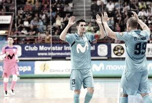 Movistar Inter ya espera rival en semifinales
