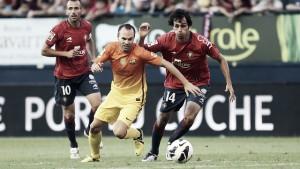 Los precedentes Osasuna – FC Barcelona: un reino difícil
