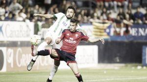 El Córdoba logra sumar en el campo del líder
