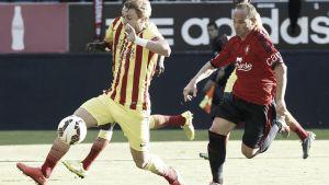 FC Barcelona B - Osasuna: mantener la sonrisa