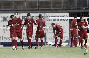Las Palmas - Osasuna: puntuaciones de Osasuna, jornada 18 de Liga Adelante