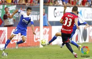 Osasuna, próximo rival en Liga Adelante