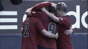 Ojeando al rival: C.A. Osasuna