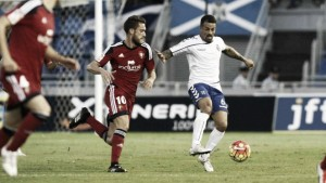 Osasuna - Tenerife: nueva final para volver al ático