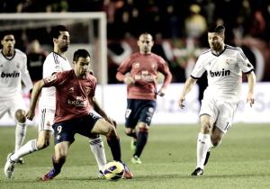 El pasado de los Osasuna - Real Madrid, lo opuesto a la actualidad