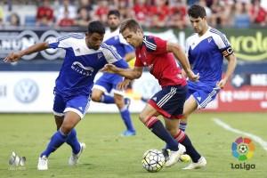 Mirandés - Osasuna: más que tres puntos en juego