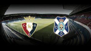 Osasuna - Tenerife: una victoria para apagar las alarmas
