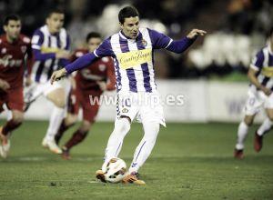 El Numancia alivia al Real Valladolid