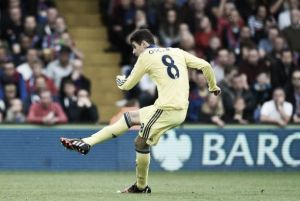 Chelsea 2-1 Crystal Palace: Terry's 500th game as captain ends with 3 points