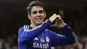 Oscar signs new deal