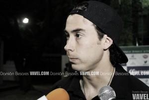 """Óscar Jiménez: """"Nos vamos desilusionados"""""""