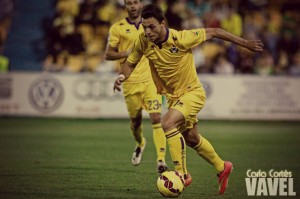 Óscar Plano supera su mejor registro goleador en Segunda
