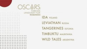 Objetivo OSCAR 2015: mejor película de habla no inglesa