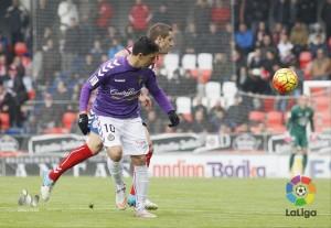 Guzmán rompe el maleficio albivioleta contra el Lugo
