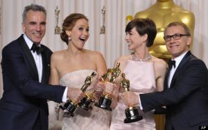 Oscar 2013, a ciascuno un po'