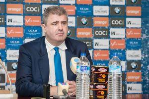 Óscar Quintana, destituido como técnico murciano