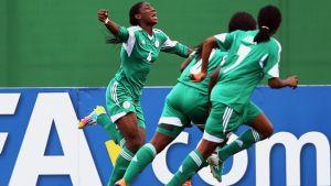 Nigeria marca su territorio