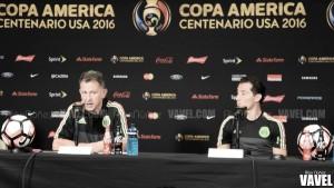 """Juan Carlos Osorio: """"La cabeza de todos está lista"""""""