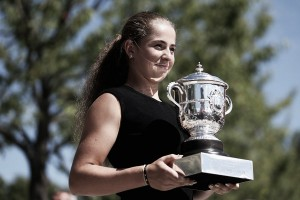 Jelena Ostapenko vs Kateryna Kozlova Live Stream Updates and Commentary of the 2018 French Open First Round