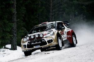 Mikkelsen comienza en primera posición el Rally de Suecia
