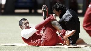 """Osvaldo González: """"A seguir con el mismo nivel"""""""