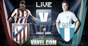 Resultado partido Atlético de Madrid vs Malmö en vivo y en directo online