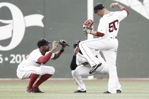 Boston Red Sox cool off the sizzling Toronto Blue Jays, defeat them 6-4