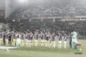 Córdoba CF - Oviedo: puntuaciones del Córdoba, jornada 15 de la Liga Adelante