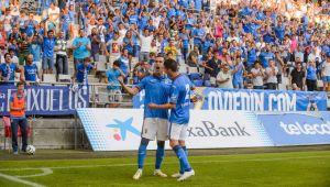Miguel Linares anota el gol de la Jornada 1 en la Segunda División B