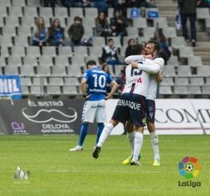 La SD Huesca castiga al Real Oviedo