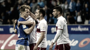 El empate entre Oviedo y Huesca, en datos
