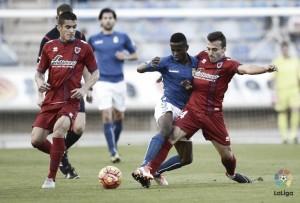 Resumen Numancia 0-0 Oviedo en Segunda División 2017