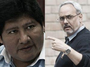 """Edwin Oviedo: """"Si Manuel Burga es culpable, tendrá que pagar"""""""