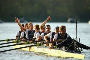 Oxford complete the double in the Boat Race as men dominate Cambridge