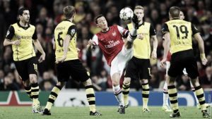 Borussia Dortmund vs Arsenal: Champions League Preview