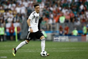Mesut Ozil named in travelling Arsenal party for Singapore tour