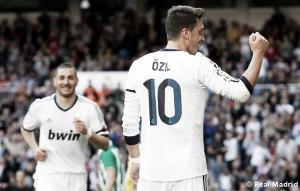 La inercia vence en el Bernabéu