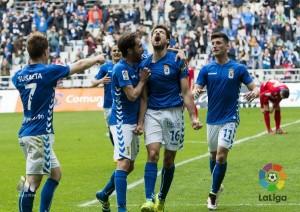 Real Oviedo - CD Numancia: la igualdad como nota predominante