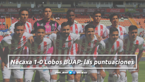 Necaxa 1-0 Lobos BUAP: puntuaciones de Necaxa en la jornada 3 de la Liga MX