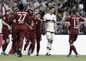 Audi Cup, il Bayern Monaco annienta il Milan
