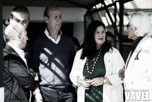 Ana María Macías abandona el C.P. Cacereño