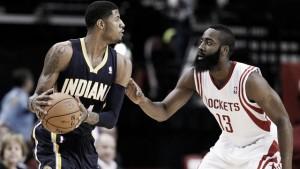 NBA: Pacers vencem Rockets em duelo pelos playoffs